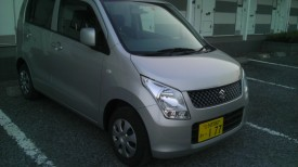 My Suzuki Wagon-R