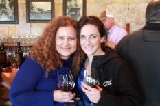 Samira and I Drinking!