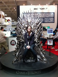 Game of Thrones... throne