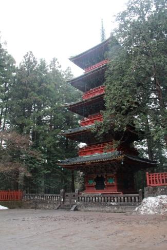 5-Tier Pagoda