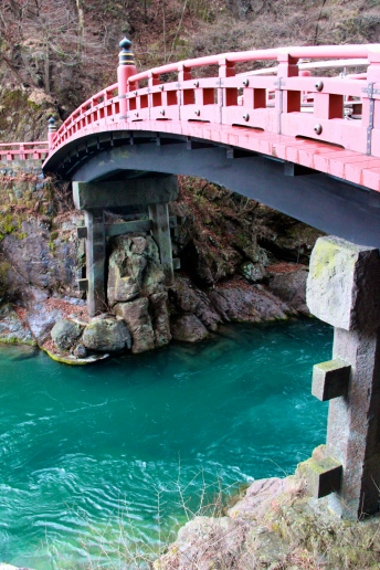 This bridge is famous, it's said that if you walk over it with your boyfriend/girlfriend, you will get married.