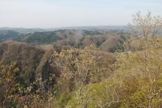 Fukurota Mountain top