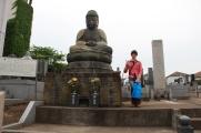 Tiny Giant Buddah