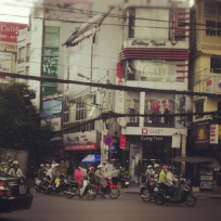 Saigon Traffic 2