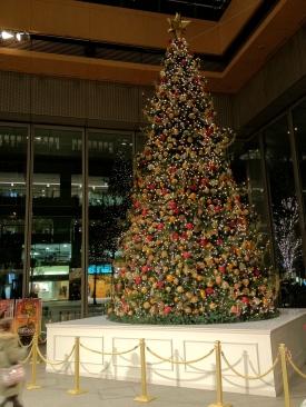 Shopping Center Tree