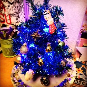 My tiny Christmas tree