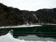 Freezing Lake