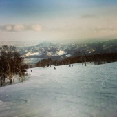 The Slopes of Teine