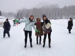 Ice skating!!