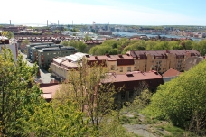 Overlooking Gothenburg