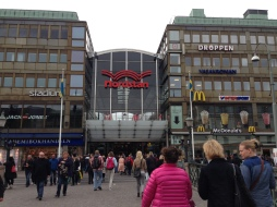 Nordstan shopping mall