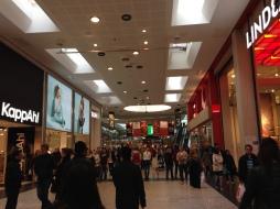 Yup, a mall.