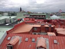 Rooftops of Gothenburg