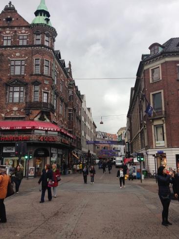 Walking tour of Copenhagen
