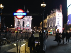 And nearly missed the last train home