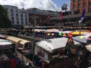 Camden Market was big