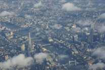 Beautiful morning view of London taken by Hugh Jeremy