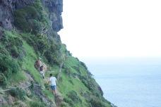 Climbing Gower