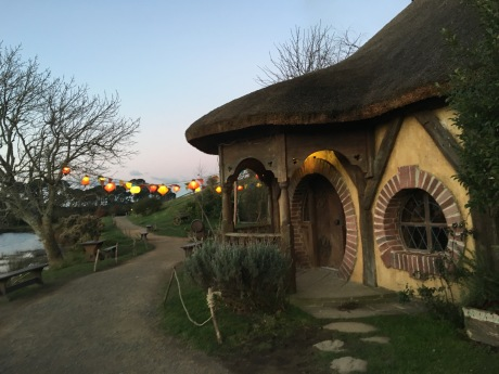 Hobbit banquet - Green Dragon