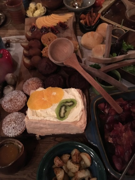 Hobbit banquet - Dessert