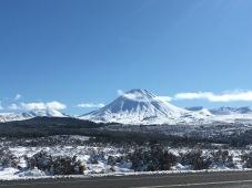 Mt. Doom as seen from the Great Desert Highway