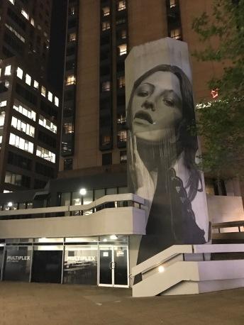 Graffiti downtown
